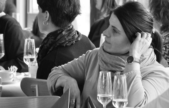 Starke Frauen an Bord - Marina Lange