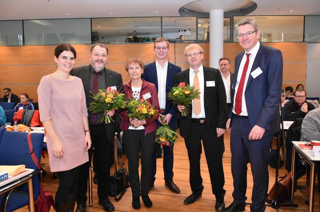 Gewählte der Bezirkskonferenz Berlin-Brandenburg