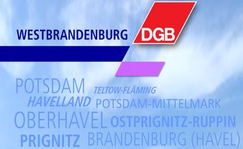 Region WestBB mit Kreisen