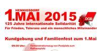 1Mai15 Hennigsdorf