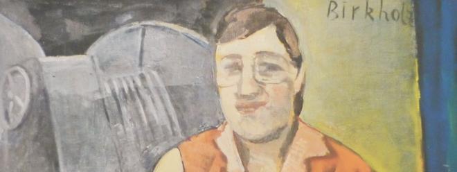 Bild ARBEITERIN 1983