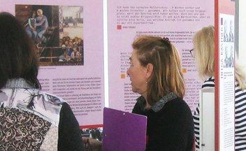 Ausstellung Frauenarbeit