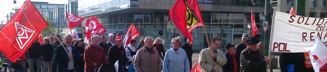 1.Mai in Brandenburg an der Havel
