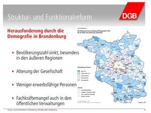 DGB-Diskussion zu Kreisreform