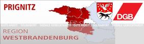grafische Darstellung des Landkreises Prignitz
