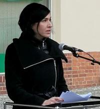 Rede Noosha Aubel, Beigeordnete für Bildung, Kultur und Sport der Stadt Potsdam