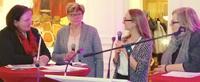 Frauentag - Diskussionsrunde in Potsdam-Babelsberg