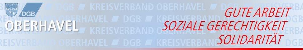 Bühne DGB-KV Oberhavel