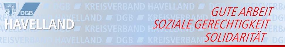 Bühne DGB-KV Havelland