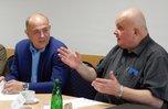 DGB-Delegation in Prag zum Workshop Rechtsextremismus