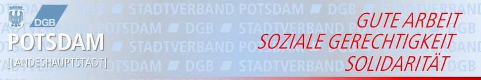 Bühne DGB Stadtverband Potsdam